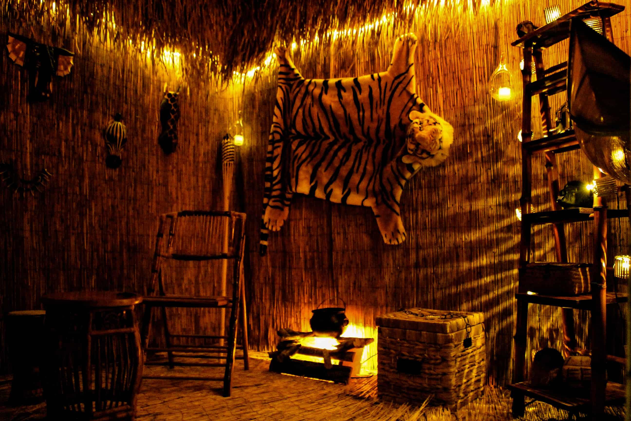 The Lost Jungle Safari - Brainy Actz Escape Rooms