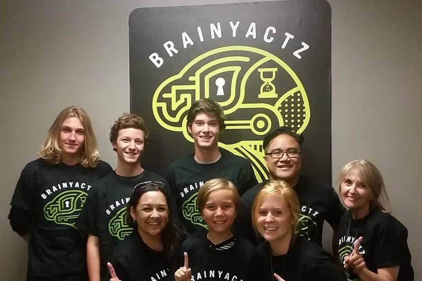 Brainy Actz Escape Rooms for Kids and Adults in Irvine, Temecula, San Diego, Pamona California